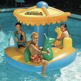 Found it at Wayfair - Carousel Pool Toy