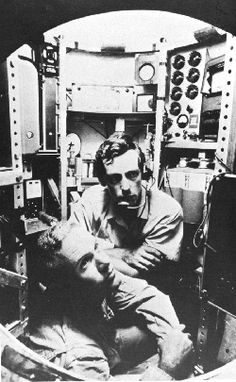 On January Jacques Piccard and Don Walsh boarded the Bathyscaphe Trieste sea vessel and descended to the deepest part of the ocean: the Challenger Deep in the Mariana Trench Mariana Trench, Virginia Woolf, Trieste, Challenger Deep, Ocean Depth, Deep Diving, Exploration, Maritime Museum, Submarines
