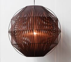 WOVEN LIGHT by ILANEL DESIGN STUDIO favorited by LIGHTBOX AMSTERDAM