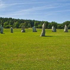 Kudy z nudy - Jihočeský Stonehenge – menhiry u Holašovic