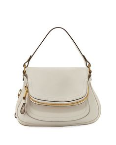 Jennifer Medium Grained Leather Shoulder Bag 68a551a59d