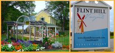 Flint Hill Vineyards in East Bend features several award-winning wines and an onsite restaurant.