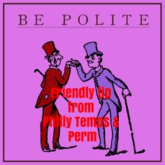 Politeness is an important key to interviews. If you want to have a good interview, then be polite to everyone you meet -- you'll give a good first impression this way. Interview Tips from Philly Temp & Perm