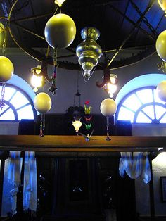 Rebuilt synagogue, Chania, Crete, Greece. One of the most welcoming, comforting, calming, and peaceful places.