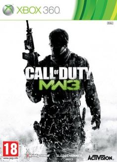 Call of Duty Modern Warfare 3 - Xbox-360 by Activision Call of Duty Modern Warfare 3: Call of Duty: Modern Warfare 3 is First-person Shoot...