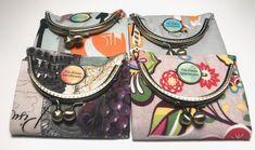 Csatos tárca kártyatartóval - Frame purse with card holder Frame Purse, Card Holder, Gucci, Shoulder Bag, Purses, Cards, Handmade, Fashion, Handbags