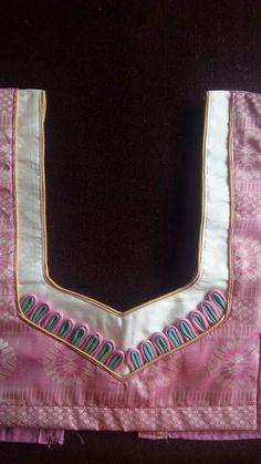 Neck Designs For Suits, Blouse Back Neck Designs, Neckline Designs, Fancy Blouse Designs, Blouse Neck Patterns, Dress Designs, Churidar Neck Designs, Pattu Saree Blouse Designs, Salwar Designs