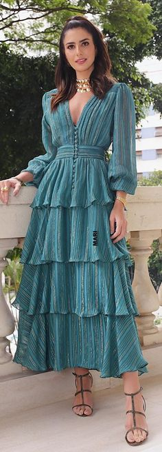 Office Fashion, Frocks, Casual Wear, Fashion Dresses, Cute Outfits, Street Style, Clothes For Women, Chic, My Style