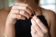 stacked minimal rings