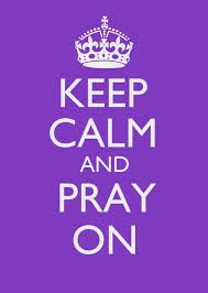 pray on.