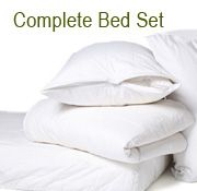 Luxury Bedding | Relieve Allergy Symptoms | Barrier to Dust Mites, Bed Bugs