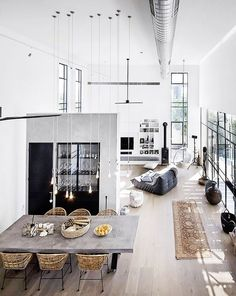 cool Interior Design | 20 Dreamy Loft Apartments That Blew Up Pinterest... by http://www.top10-home-decor-pics.xyz/modern-home-design/interior-design-20-dreamy-loft-apartments-that-blew-up-pinterest/