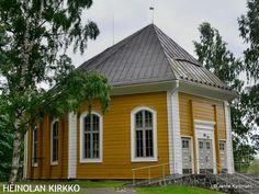 JPK-kuvablogi: Heinolan kirkko