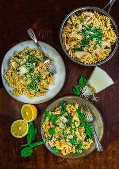 Embrace Fall with This Comforting Roast Chicken Fusilli