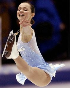 I really want to figure skate..