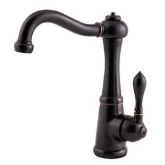 Pfister Marielle Tuscan Bronze 1-Handle Handle(S) Included Bar and Prep Faucet