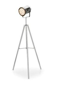 Buy Era Chrome Tripod Floor Lamp from the Next UK online shop