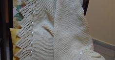 Atendendo a pedidos, elaborei esta receita de manta, com o desafio de faze-la o mais simples possível, porem que ficasse um trabalho boni... Bebe Baby, Crochet, Lucas 2, Recipes, Fashion, Knit Jacket, Cable Knit Scarves, Knitted Cushions, Crocheted Baby Afghans