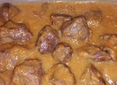 Carrillá/carrillera de cerdo en salsa para #Mycook http://www.mycook.es/cocina/receta/carrillacarrillera-de-cerdo-en-salsa