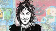 Oddball British rock-star comedian Noel Fielding offers Shad an update on his midlife crisis.