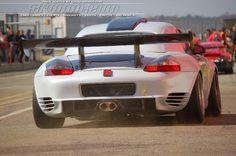 Porsche Boxster 986 racecar
