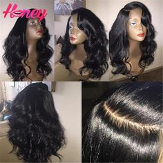 Silk Top Full Lace Wigs Peruvian Glueless Full Silk Base Wigs Body Wave Silk Base Lace Front Human Wigs For Black Women Lace Wigs Wholesale Full Lace Human Wig From Herhair, $107.88| Dhgate.Com