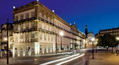 O InterContinental Porto – Palácio das Cardosas é primeiro hotel de cinco estrelas do Porto e fica num palácio do século XVIII. Um hotel de luxo que se entranha mal se cruza a porta. Só para quem gosta de luxo – e pode pagá-lo.