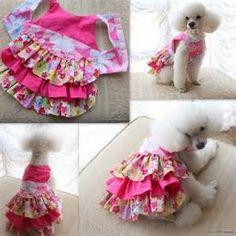 Tutu Dog Dress Pattern 1701 Xxsmall Amp Xsmall Dog