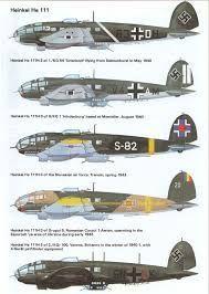 Resultado de imagen de heinkel he-51 technics draws