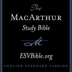 Timeless truths with notes from the distinguished John MacArthur.