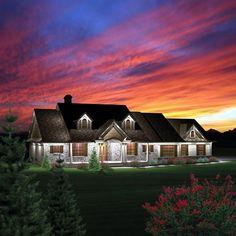 House Plan ID: chp-53057 - COOLhouseplans.com