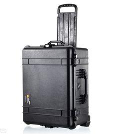 Peli 1610 Case ist unzerstörbar, wasserdicht, luftdicht, staubdichter equipment Koffer Poet, Suitcase