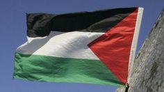 Historic raising of Palestinian flag at United Nations (September 30, 2015)