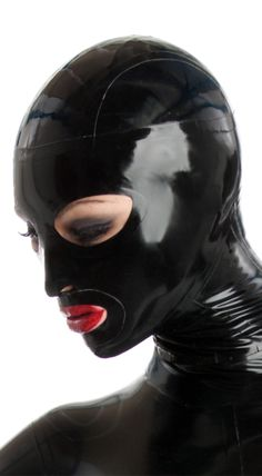 Latex/Rubber and Hood