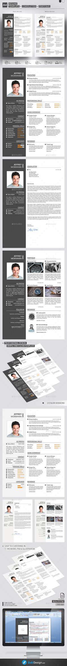 Editável Formato Cv De Download | Cv Format, Infographic Resume
