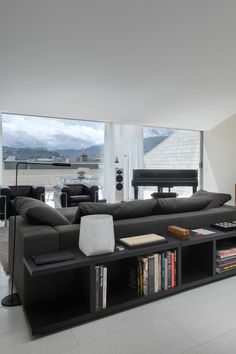 Give your living room the perfect view with the air-lux sliding windows.