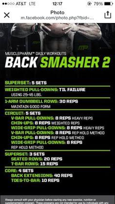 Back smasher--MP