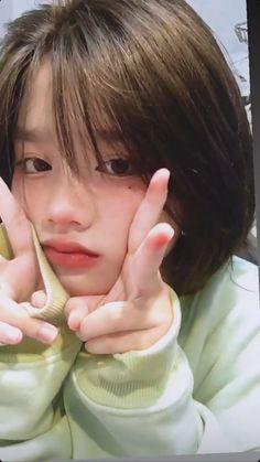 Haircuts, Hairstyles, Girl Hand Pic, Doraemon Wallpapers, Hair Streaks, Girl Short Hair, Asian Style, Tomboy, Cool Drawings
