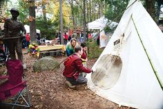 3 festive fall experiences in southeastern Oklahoma Beavers Bend State Park, State Parks, Broken Bow Lake, Beaver Bend, Partner Dance, Refugee Crisis, Folk Festival, Heritage Center, Thomas The Tank