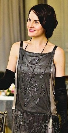 Downton Abbey Christmas Special (2013). Lady Mary. Costume Designer: Caroline McCall