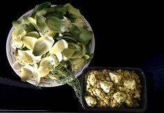Ensalada de lentejas y corazones de alcachofa