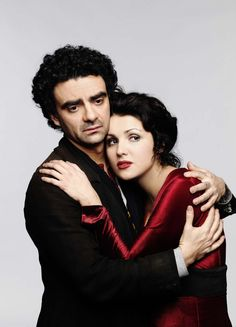Anna Netrebko and Rolando Villazón | La Bohème