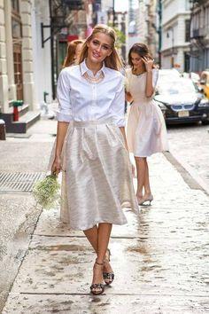 Manhattan skirt, Shabby Apple, $88