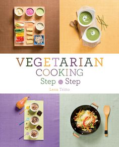 Through more than 500 step-by-step photos, this cookbook explains the basic techniques of vegetarian cuisine and contains some of its best recipes. The book is divided into four sections: each section opens with an introduction to the characteristics, properties and uses of the ingredients. This is one of the most visual recipe books on the market; simultaneously tempting the eye by showing all the natural ingredients at their best while describing a host of delicious recipes.