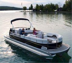 Image detail for -New Boats › Tahoe Pontoons › Pontoon Boat › 27 Grand Tahoe