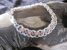 Helm Chain Sterling Silver and Copper