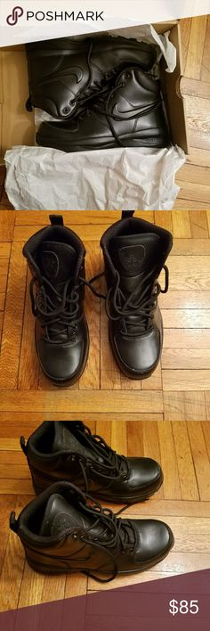 check out d3b82 f2767 Nike Manoa ACG Boots Size 6 Big Kids Men (New) Nike AVG Boots New in Box Nike  ACG Shoes Boots