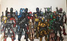 Clan Skirata by Pete70003 on deviantART