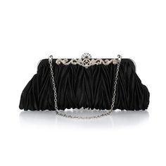 41.99$  Buy now - http://vivic.justgood.pw/vig/item.php?t=kuldyt2327 - Craze Clutches Diamante Crystal Rhinestone Flower Evening Bags GSTCN