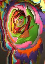 Papier in de herkansing: Paper sculpture, Maud Vantours